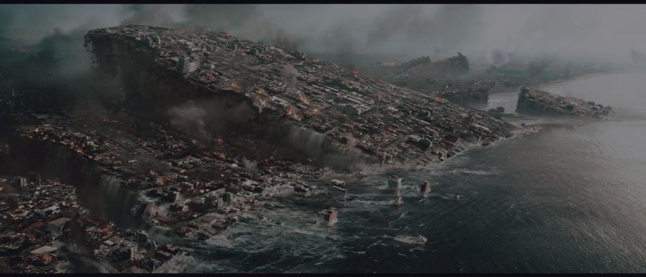 les films et les séries de l'effondrement