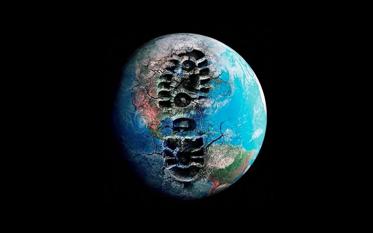 collapsologie académie la terre piétinée