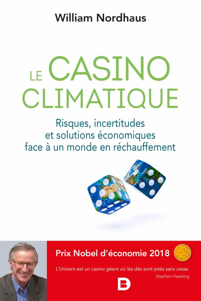 Le casino climatique Collapsologie Académie