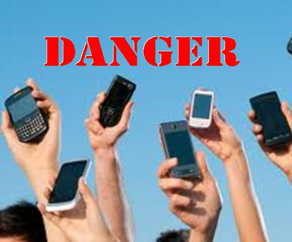Votre téléphone peut vous tuer, il transporte le virus...