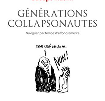 GENERATIONS COLLAPSONAUTES
